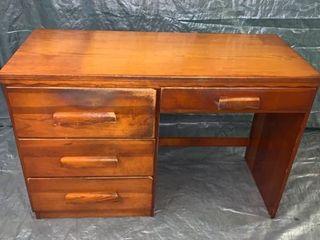 Small Wood Desk location 1E Middle
