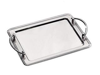 Heim Concept Stainless Steel Rectangular Tray with Handles