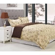 Miranda Haus Woodhaven Floral 300 Thread Count Cotton Duvet Cover Set  Retail 89 49