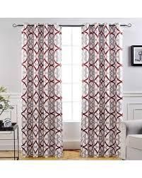 Carson Carrington Jarvenpaa Insulated Blackout Grommet Window Curtain Panel Pair