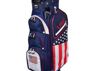 HotZ USA Cart Bag  Retail 156 99