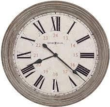 howard miller clock barn style