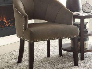 Vivian Chair with Silver Nailhead Trim  Retail 296 99