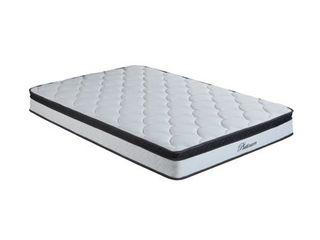 10  Memory Foam and Pocket Spring Hybrid Mattress  Retail 221 99