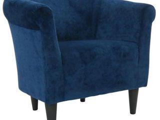 Porch   Den Walker Upholstered Accent Chair  Retail 132 49