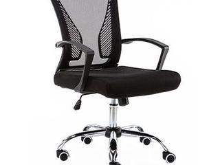 Modern Home Zuna Mid Back Office Chair  Retail 89 99