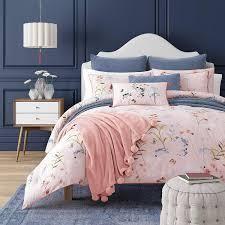 Five Queens Court Blakely Floral Comforter Set  Retail 212 99