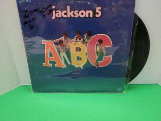 1979 JACKSON 5  ABC  VINYl RECORD
