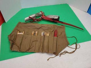 Vintage Fishing Alert Vintage Fishing Kit
