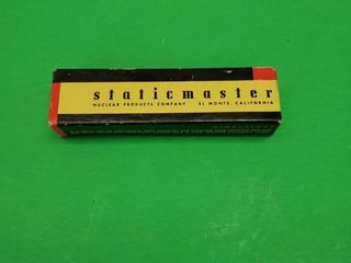 Staticmaster  NUClEAR COMPANY