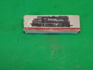 Southern Pacific locomotive Die Cast