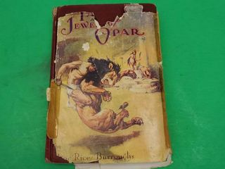 Vintage Tarzan And The Jewels Of Opar Book