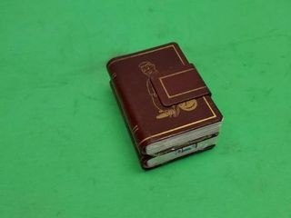 Vintage 2 Sets of Playing Cards W Card Case Holder