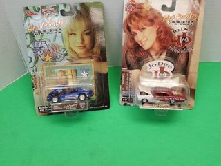 HOT COUNTRY STEEl DIE CAST COllECTOR RACE CARS