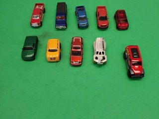 Die Cast TRUCKS lOT  4