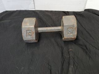 35 lb DumbBell Weight