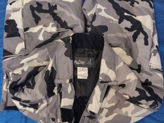 Insulated Pants Snow Cammo