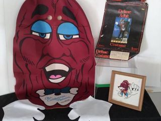 California Raisin Costume   Picture