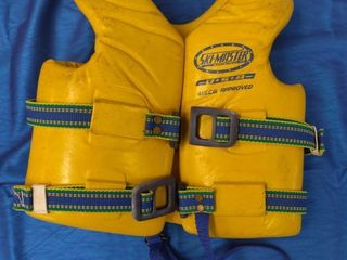 Toddlers life Vest