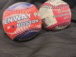 Boston Red Sox Collector Balls