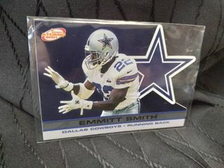 Emmitt Smith Dallas Cowboys Card