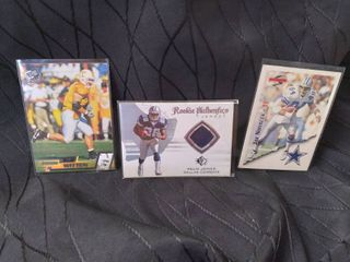 Dallas Cowboys Cards lot of 3