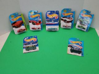 HOTWHEElS COllECTION lot 1