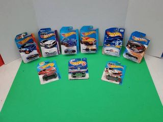 HOTWHEElS COllECTION lOT  3