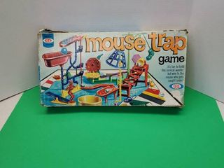 1963 Mouse Trap Game