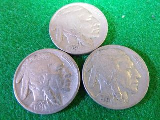 3   1937 BUFFAlO NICKElS