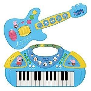 Peppa Pig Kids Educational 25 Key Keyboard