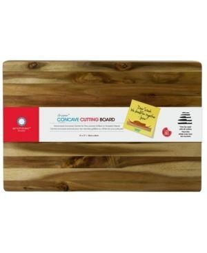 Architec Gripperwood Acacia Concave Board