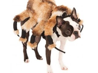 Pet Costume Gian Spider   Tarantula  Dog Cat Costume