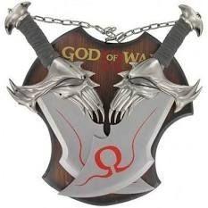 God Of War Daggers of Chaos