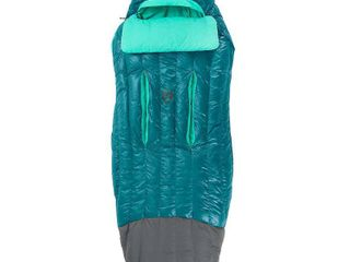 Nemo Equipment Inc  Rave 15 Women s Sleeping Bag 15f 650fill Power Down