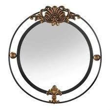 Round Modern Mirror