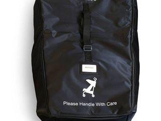 Emmzoe Stroller Bag  Black