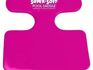 Super Soft Pool Saddle  Blue