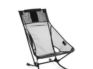 Helinox Beach Chair  Black Mesh