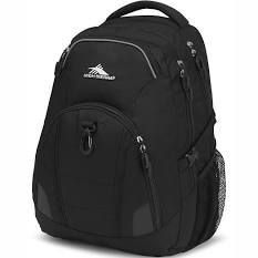 High Sierra Black Backpack