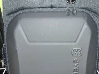 evecase Black Backpack