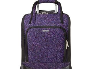 American Tourister lynnwood 16  Underseat Spinner Softside Carry On