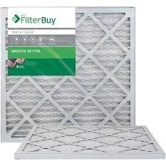 4  FilterBuy 20x22x1 Air Filters