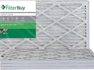 Filterbuy Merv 8  16x25x1 Air Filters