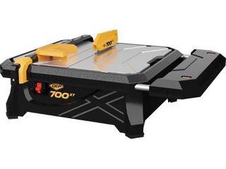 TIlE CUTTER 700XT 3 4HP   100 On Retail