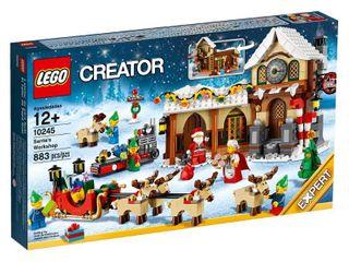 lEGO Creator Expert Santa s Workshop 10245
