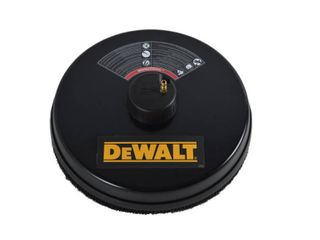 DEWAlT 18 in  Surface Cleaner for Gas Pressure Washers Rated up to 3700 PSI   99 On Retail