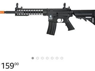lancer Tactical Gen2 Sopmod M4 Ris Aeg Airsoft Rifle   Battery charger lt 04b g2 Retail   159 99