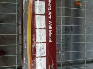 VideoSecu Dual Swimg Arm Wall Mount