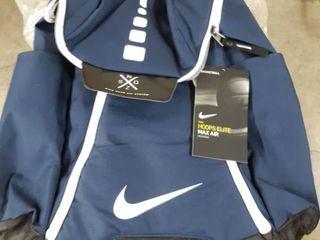 Nike Hoops Elite Max Air Backpack Blue